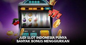 Bonus Referal Dalam Situs Slot Indonesia